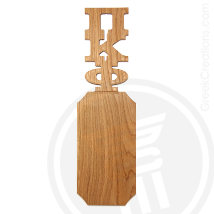 Pi Kappa Phi 21 Inch Blank Greek Letter Paddle
