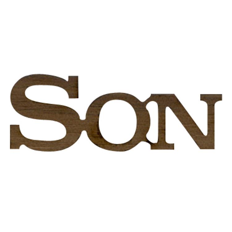 Logo Text - Son