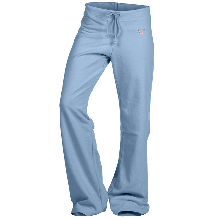 Sorority Embroidered Bella Fleece Pant