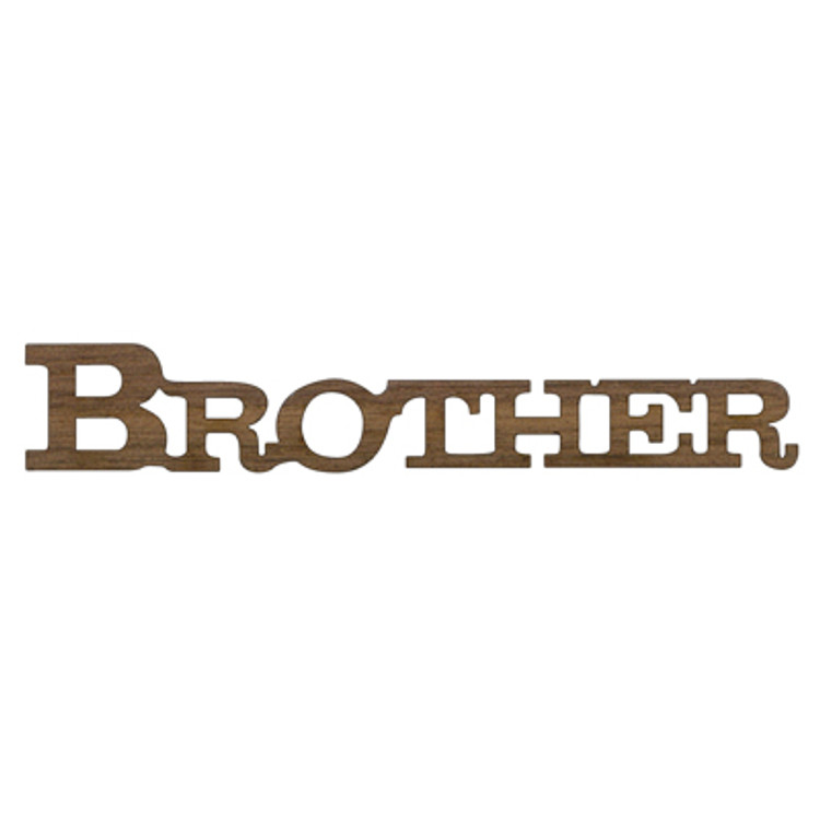 Logo Text - Brother