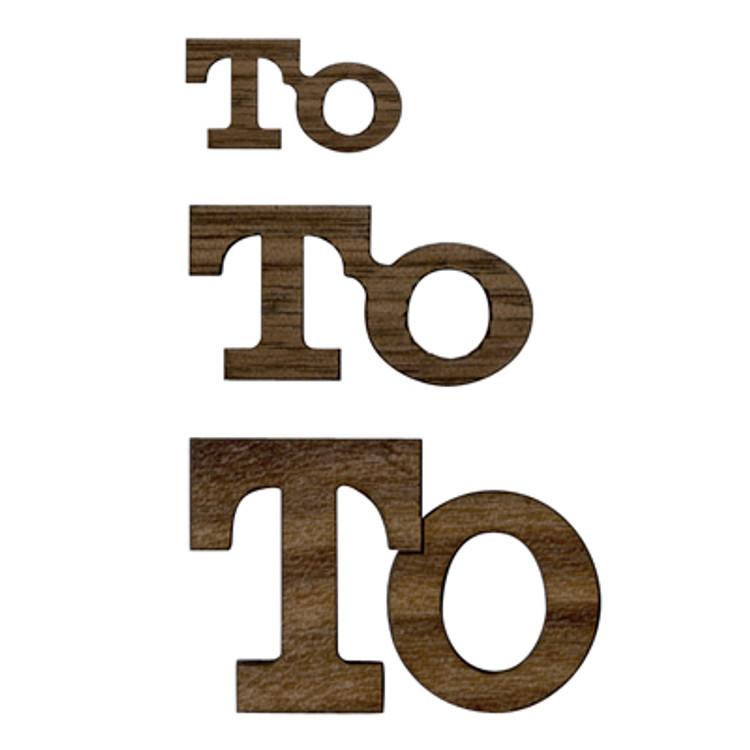 Logo Text - To
