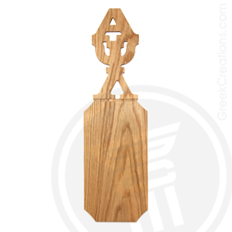 Alpha Psi Lambda 21 Inch Blank Greek Letter Paddle