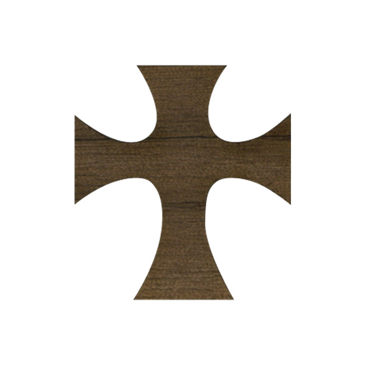Wooden Norman Cross Symbol