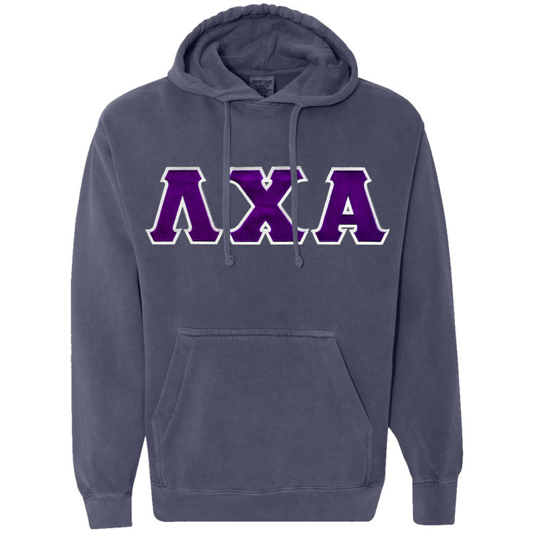 Fraternity & Sorority Comfort Colors Hoodie