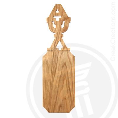 Alpha Psi Lambda 21 Inch Blank Greek Letter Paddle