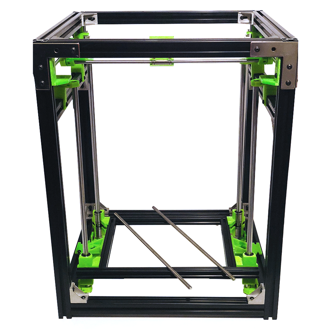 HyperCube Evolution Frame Kit 400x400x500 - ZYLtech Engineering, LLC