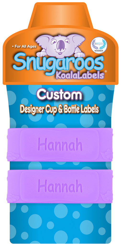 """Custom Lollipop Purple """"Butterflies"""" (2 Pack)"""