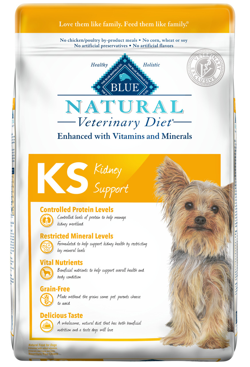Natural Diet For Dogs With Kidney Disease
