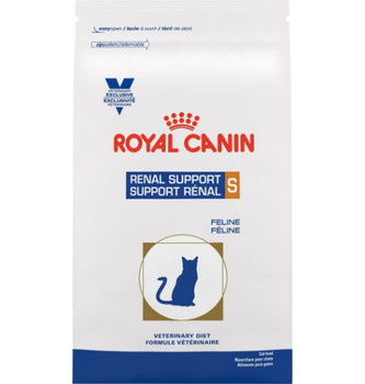 Royal Canin Feline Renal Support S Front