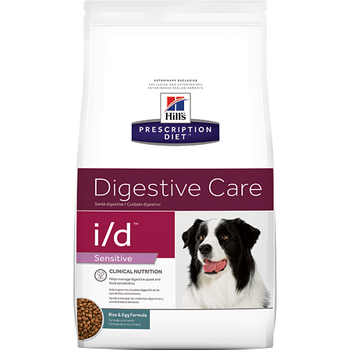 Hill's Canine i/d Sensitive Rice & Egg Formula (17.6 lb.)