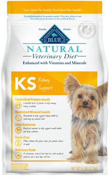 BLUE Natural KS Kidney Support Canine Dry (6 lbs)
