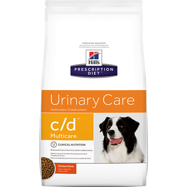 Hill's Canine c/d Urinary Care Chicken Flavor (8.5 lb. Dry)
