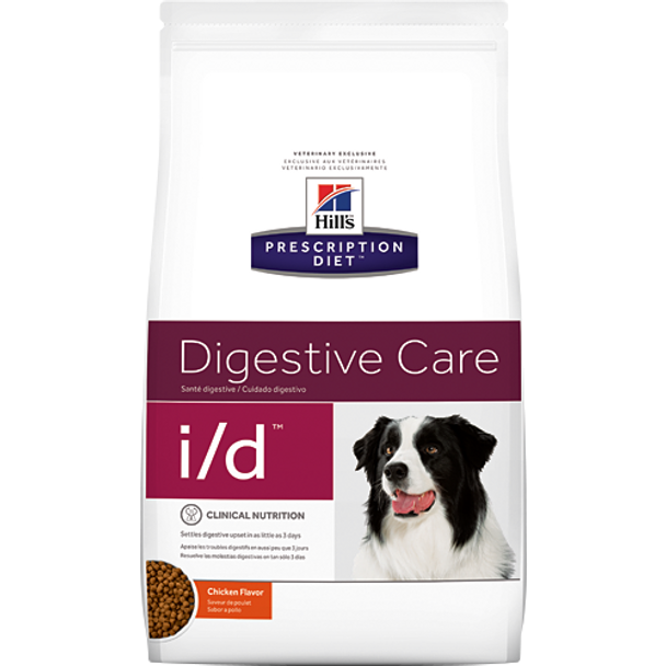 Hill's Canine i/d Chicken Flavor (17.6 lb. Dry)