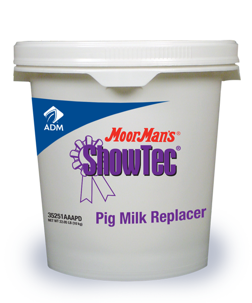 MoorMan's® ShowTec® Pig Milk Replacer