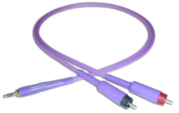 Revaltion Audio Labs Paradise Cryo-Silver™ Reference iPod® cable at True Audiophile
