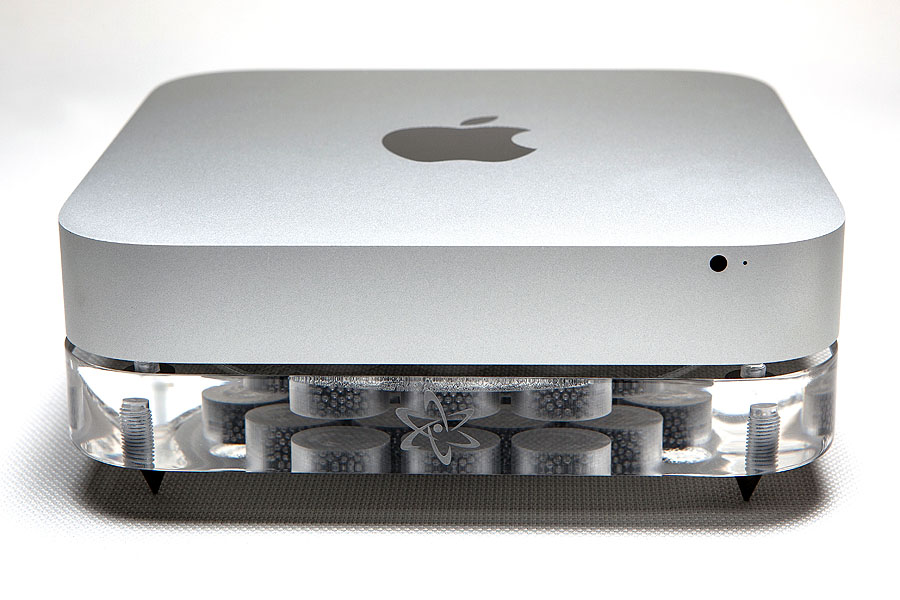 Atomic Audio Labs Mac Mini Platform at True Audiophile