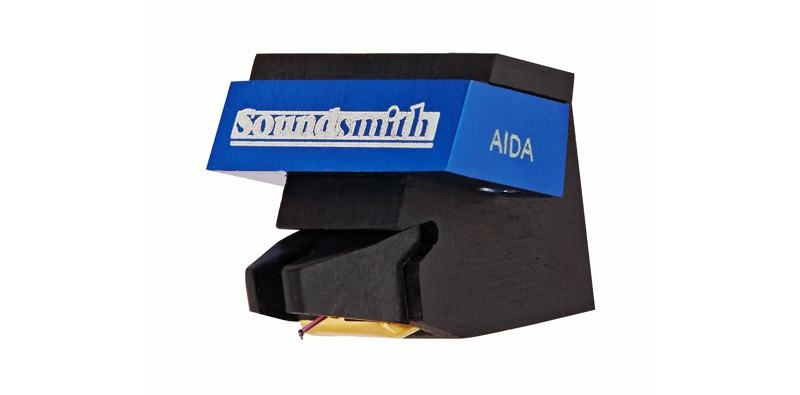SoundSmith Aida Cartridge.  At True Audiophile Store
