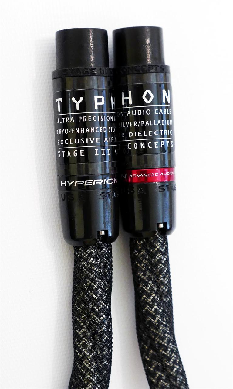 Stage III  Typhon Extreme Resolution Interconnects