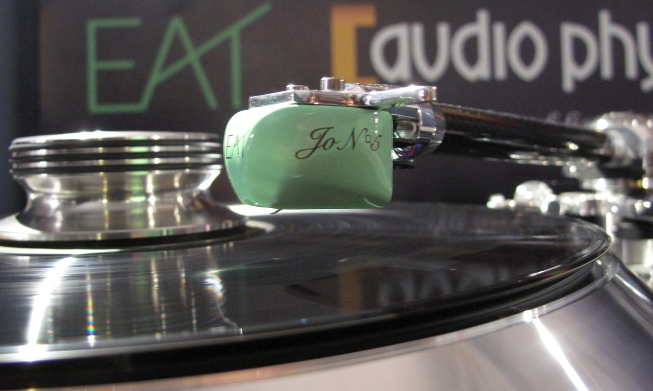 EAT Jo No. 5 Now at True Audiophile