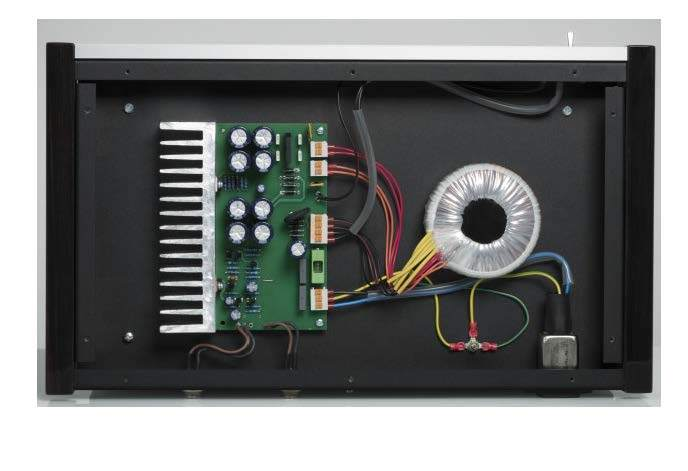 EAT LPS Linear Power Supply for E-Glo S. Ultra Quiet. X2 INSIDE