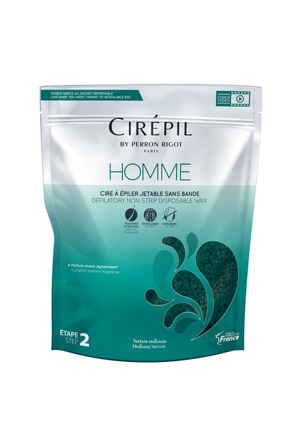 Image of Cirepil Homme for Men 800g Wax Beads