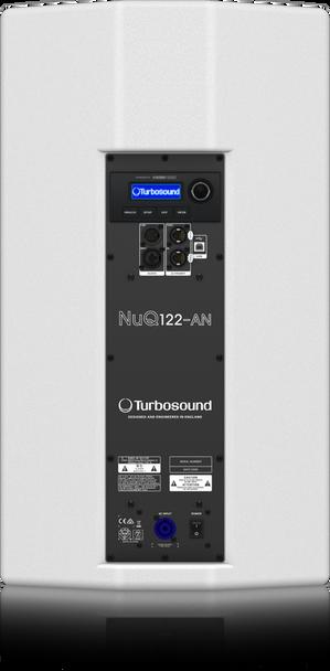 Turbosound NuQ122-AN-WH Powered Speaker