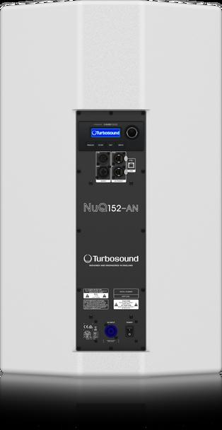 Turbosound NuQ152-AN-WH Powered Speaker
