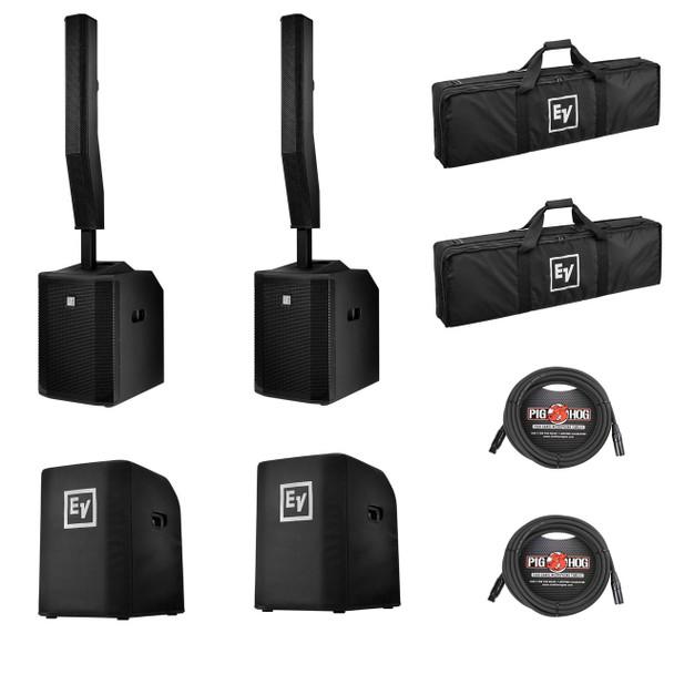 Electro-Voice Evolve 50 Column Array System Bundle