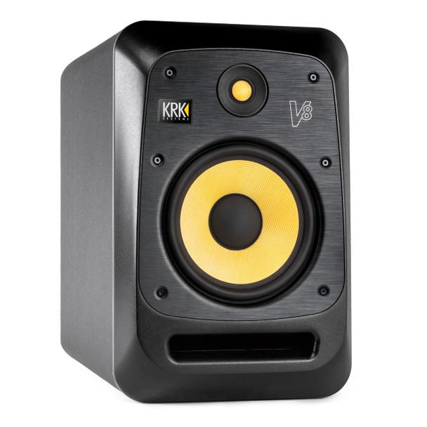 KRK V8S4 8-Inch Powered Studio Monitor