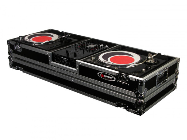 Odyssey FZDJ10W Standard Coffin for 10-inch Mixers