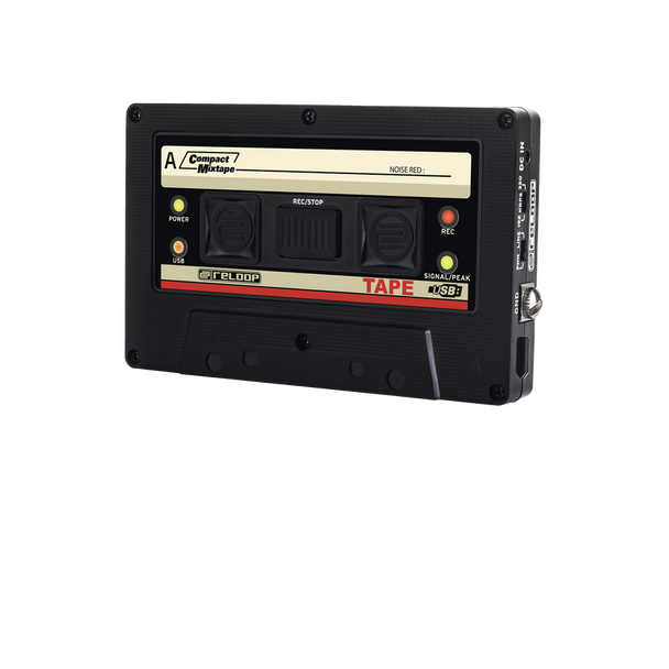 Reloop TAPE Portable MP3 Recorder Front