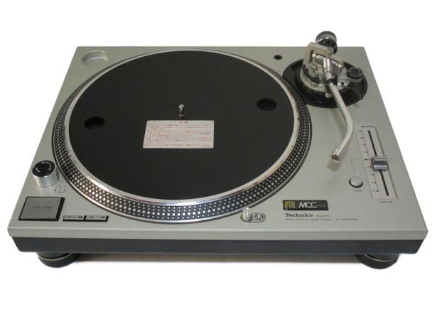 Technics SL-1200 MK3D Factory Refurbished (B Condition) Silver