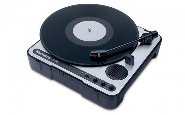 Numark PT-01USB Portable Vinyl-Archiving Turntable