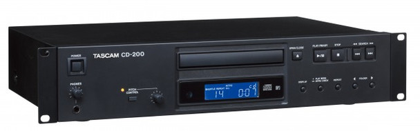 Tascam CD-200 Professional Single CD Player
