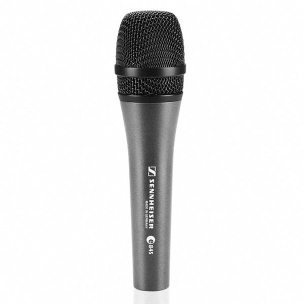 Sennheiser E 845-S Dynamic Super Cardioid Microphone