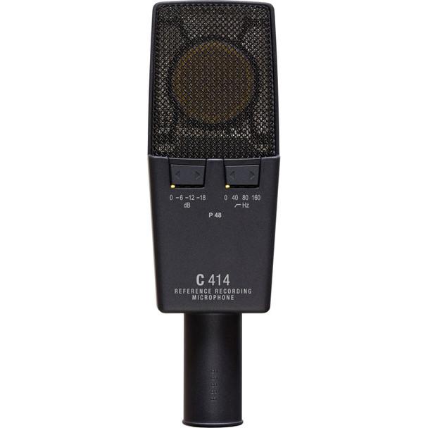 AKG C414XLS Multi-Pattern Condenser Microphone