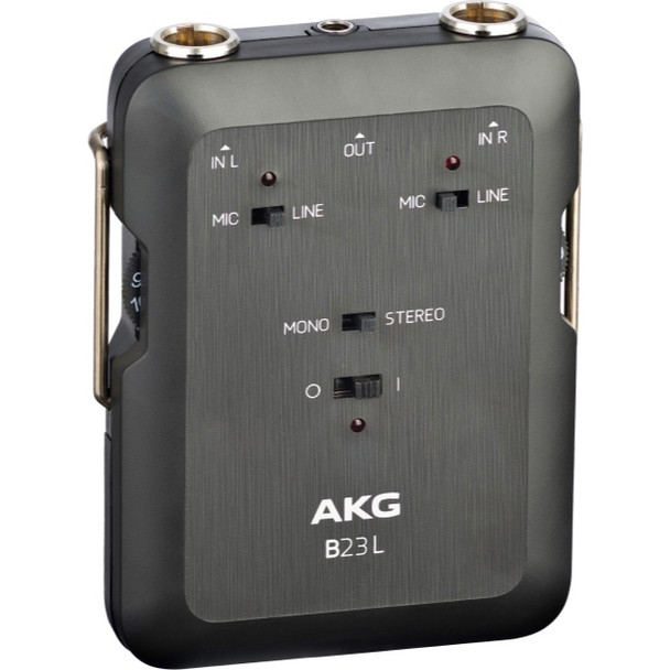 AKG B23L Phantom Power Supply and Mini-Mixer