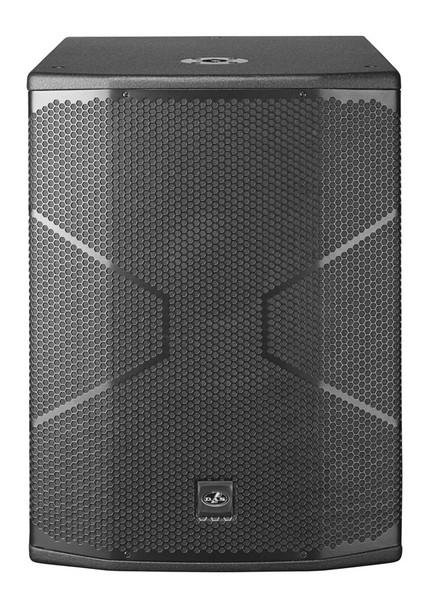 "DAS Audio Vantec 18A Active 18"" Bi-Amped High-Output 2-Way Speaker"