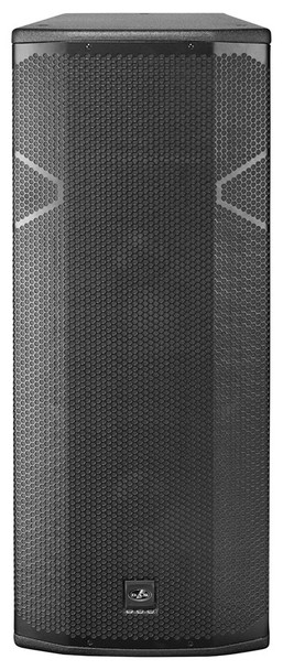 DAS Audio Vantec 215 Passive Dual 15-inch Bi-Amped High-Output 2-Way Speaker
