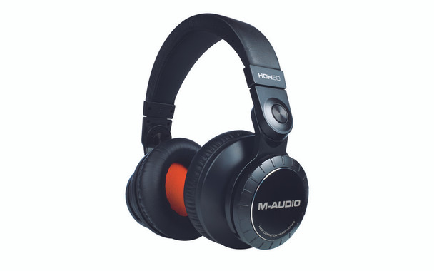 M-Audio HDH50 Definition Professional Studio Monitor Headphones