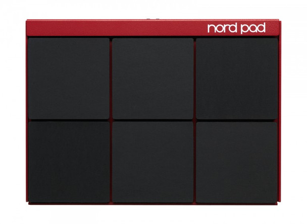 Nord Drum Pads 6 Lightweight Drum Controller for Nord Drum 2