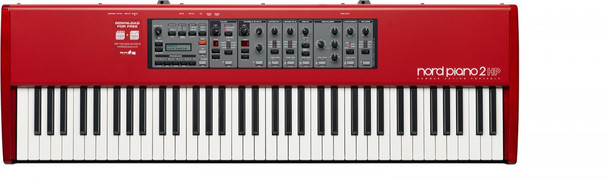 Nord Piano 2 HP Stage Piano with 73-Note Hammer Action Keybed