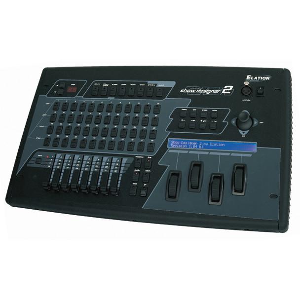 Elation SHOWDESIGNER2CF Dmx Controller - BK