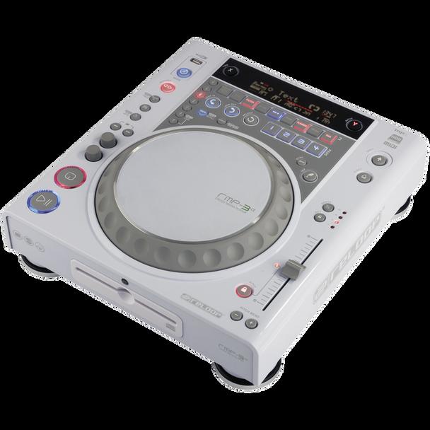 Reloop RMP-3-Alpha-Ltd. Table Top Cross Media Player - White