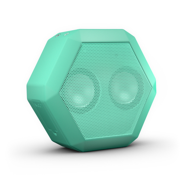 Boombotix REX Bluetooth Speaker- Spring Mint