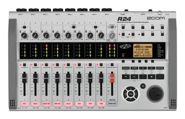 Multi-Track Recorder/Interface/Controller/Sampler