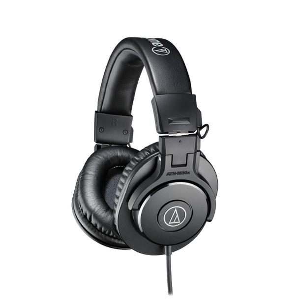 ATH-M30X Closed-Back Dynamic Monitor Headphones