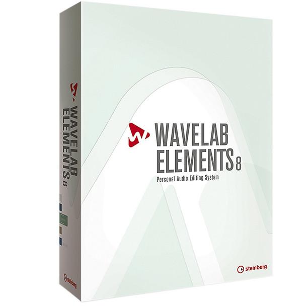 Steinberg 502020164 Wavelab Elements 8 Audio Editing Software