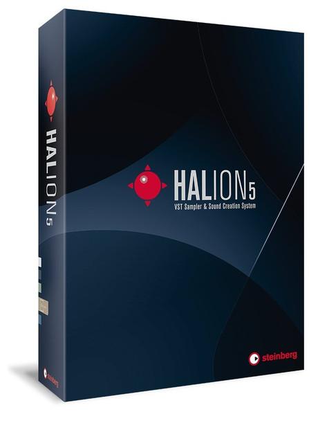 Steinberg 45042 HALion 5 Software Sampler (Retail Version)
