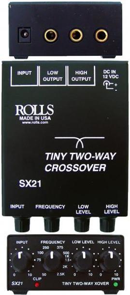 SX21 Tiny 2 Way Crossover